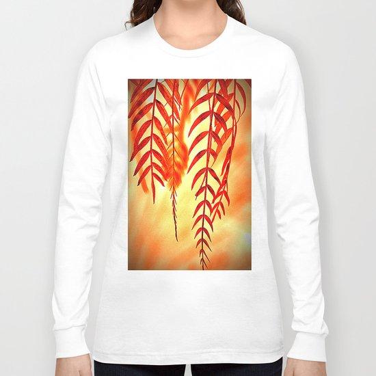 Nature willow Long Sleeve T-shirt