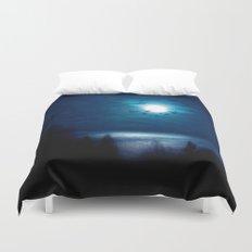 Blue hope Duvet Cover