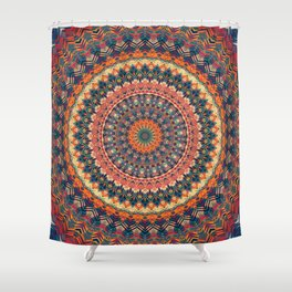 Mandala 450 Shower Curtain