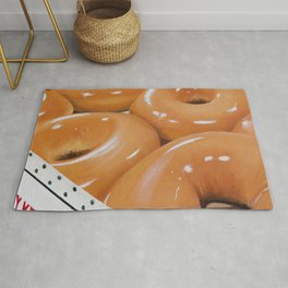 Krispy Kreme Rug