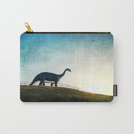 Where Dinosaurs Walk Carry-All Pouch