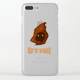 Star Utini Jawa wars Clear iPhone Case