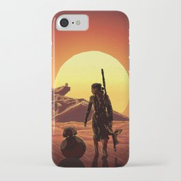 A Force Awakens iPhone Case