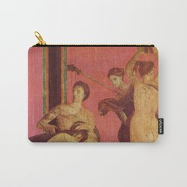 Villa Of Mysteries Pompeii Carry-All Pouch