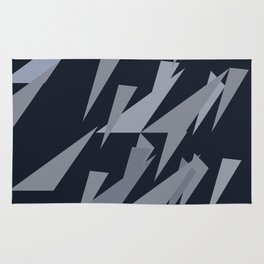 System Of Edges Rug