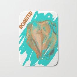Roasted chicken Bath Mat