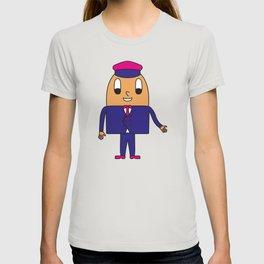 Chauffeur Egg T-shirt