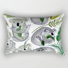 Koala Leef Rectangular Pillow