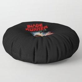 Blade Runner Floor Pillow