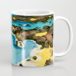 Secret Beach Coffee Mug