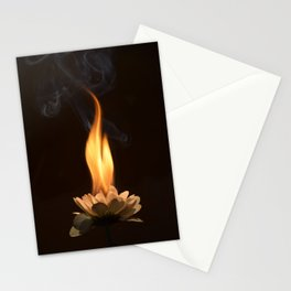 Soul burn Stationery Cards