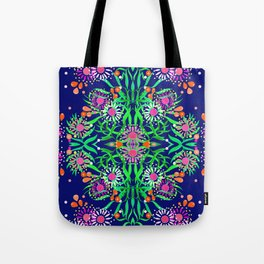Abstract gumtree Tote Bag