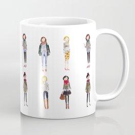 Fall Girls Coffee Mug