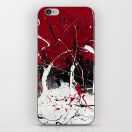 Groove In The Fire iPhone Skin