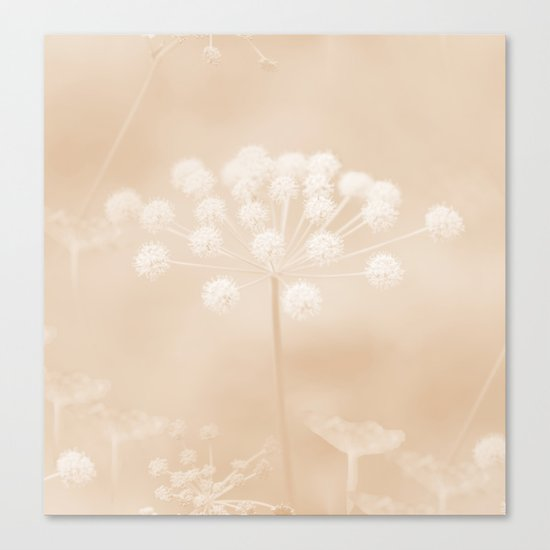 Dreamy Moment in the Autumn Canvas Print