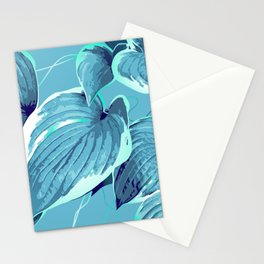 Ficus Plant 8 Stationery Cards