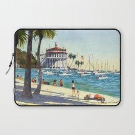 Avalon, Catalina Island Laptop Sleeve