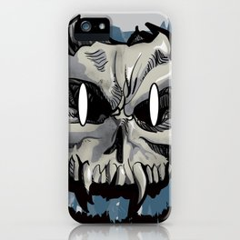 Happy Dead Guy iPhone Case