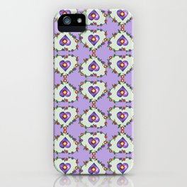 Heartily Floral iPhone Case