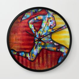 Phylanthrope' Wall Clock