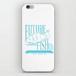 FUTURE FISH CO. iPhone Skin