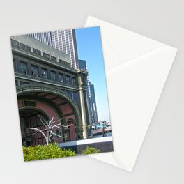 Lower Manhattan, Battery Ferry Terminal Stationery Cards