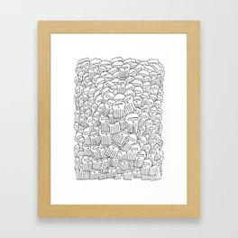 Multiple Print Framed Art Print