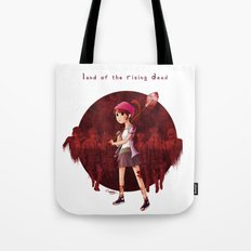 Land of the Rising Dead Tote Bag