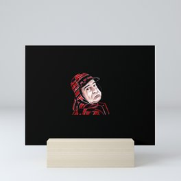 walter Mini Art Print