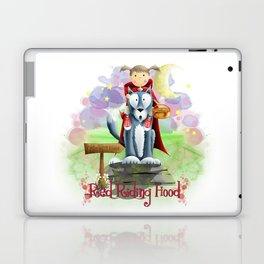 Red Riding Hood 2 Laptop & iPad Skin