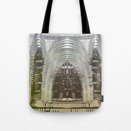 Vitruvius II Tote Bag