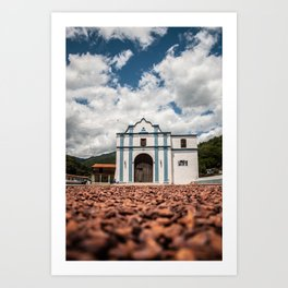 Chuao - Venezuela 2017 Art Print