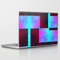vagina Laptop & iPad Skins featuring Sybaritic II by Aaron Carberry