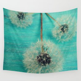 Three Wishes Wall Tapestry