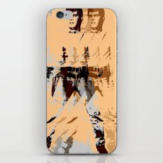 FPJ agent orange iPhone & iPod Skin