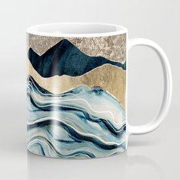 Indigo Sea Coffee Mug