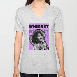 Whitney Unisex V-Neck