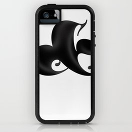 Bold Ampersand iPhone Case