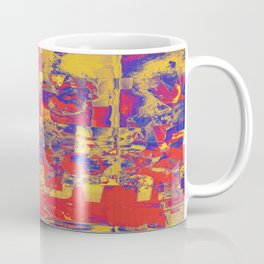 1758 Abstract Thought Coffee Mug