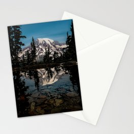 Rainier Reflection 2018 Stationery Cards