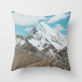 Peru I Throw Pillow
