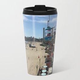 Santa Cruz Beach Boardwalk April 26, 2015 Travel Mug