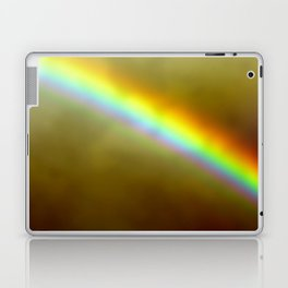 in rainbows Laptop & iPad Skin