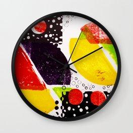 Math Series, 2 Wall Clock