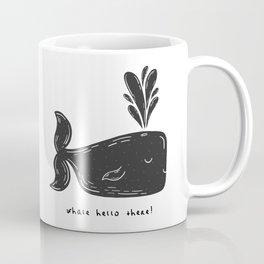 WHALE HELLO THERE Coffee Mug