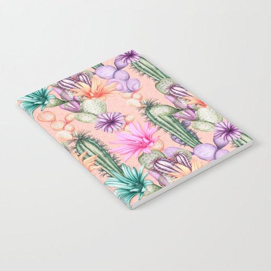 Cacti Love Notebook