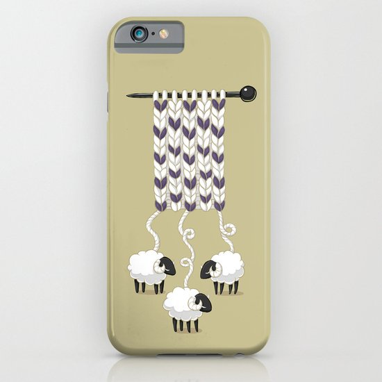 Wool Scarf iPhone & iPod Case