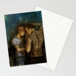 Unguibus et rostro Stationery Cards
