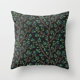 Blackthorn Throw Pillow