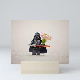 Brick Star Lord Mini Art Print
